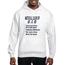 National Bank of Dad Hoodie