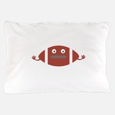 Football head Pillow Case