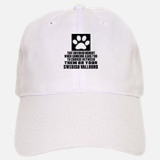 Swedish Vallhund Awkward Dog Designs Baseball Baseball Cap