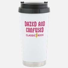 Dazed and Confused 80's Rock Pink Travel Mug