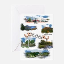 Fort Collins Greeting Card