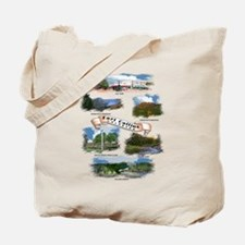 Fort Collins Tote Bag