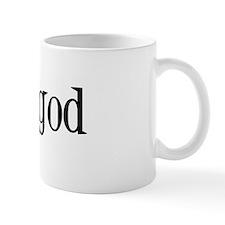 oh my god    Mug