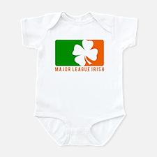 Major League Irish Infant Bodysuit