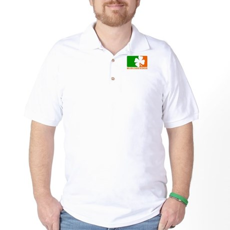 Major League Redhead Golf Shirt