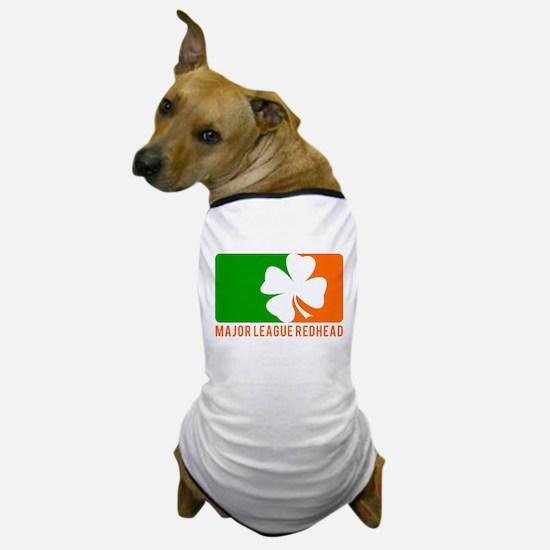 Major League Redhead Dog T-Shirt