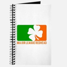 Major League Redhead Journal
