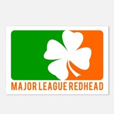 Major League Redhead Postcards (Package of 8)