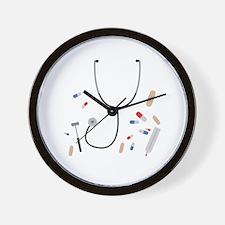 doctors equipment Wall Clock