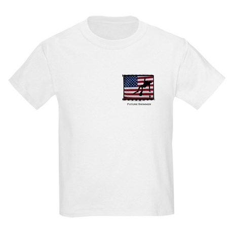 Rescue Swimmer Kids Light T-Shirt
