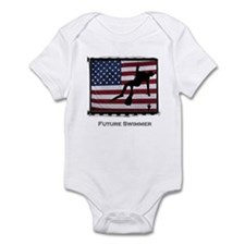 Rescue Swimmer Infant Bodysuit