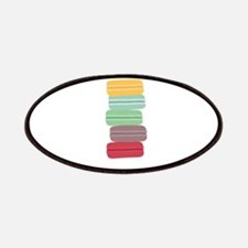 colorful macarons Patch