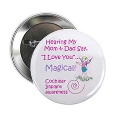 "CI Fairy 2.25"" Button (10 pack)"