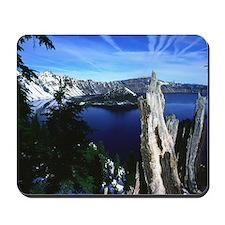 Crater Lake Mousepad