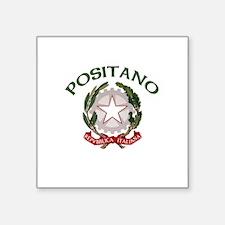 Positano, Italy Rectangle Sticker