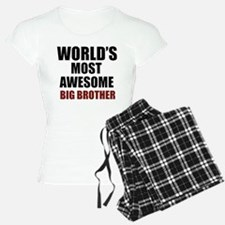 World's Most Awesome Big Br Pajamas