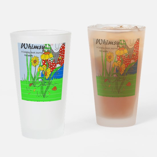 Cool Coloring books Drinking Glass