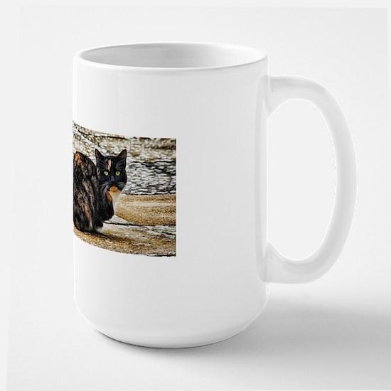 Tortoiseshell Cat Mugs