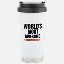 World's Most Awesome Gy Stainless Steel Travel Mug