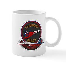 Su-30 Flanker Mug