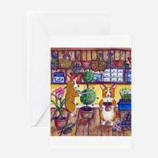 Potting Shed Greeting Cards