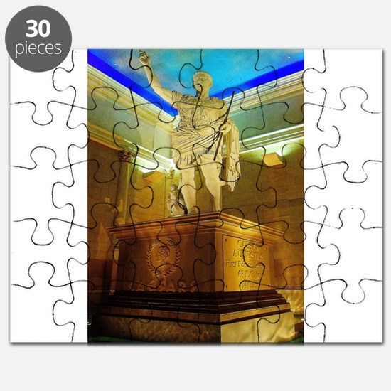 Caesar Augustus Statue Puzzle