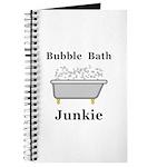 Bubble Bath Junkie Journal
