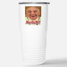 Pray for Me! Travel Mug