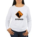 Stoned Women's Long Sleeve T-Shirt
