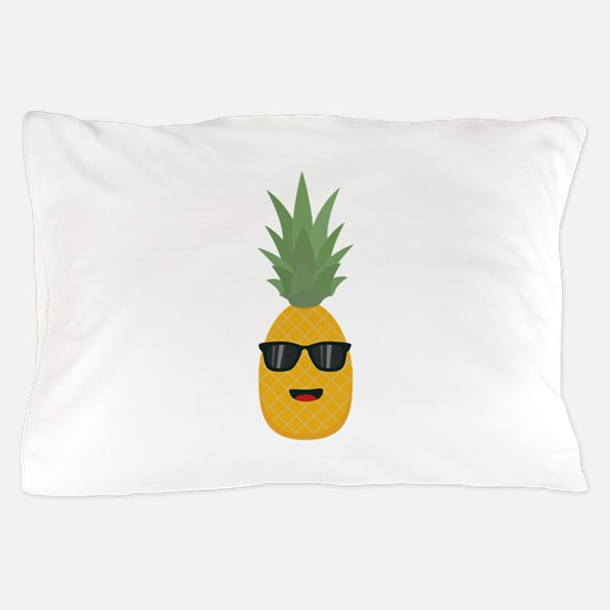 cool pineapple Pillow Case