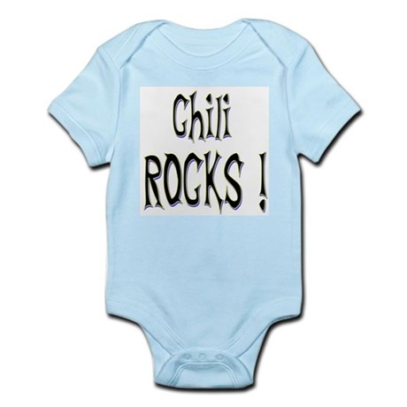 Chili Rocks ! Infant Bodysuit