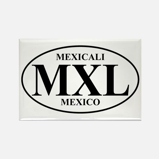 MXL Mexicali Rectangle Magnet