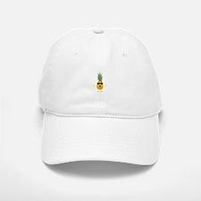 Singing Pineapple Baseball Baseball Cap