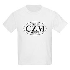 CZM Cozumel T-Shirt