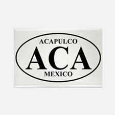 ACA Acapulco Rectangle Magnet (10 pack)