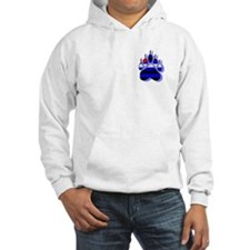LEATHER PRIDE BEAR PAW 4/pkt Hoodie