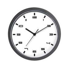 Porsche Wall Clock