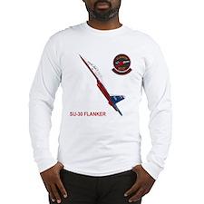 Cute Su30 Long Sleeve T-Shirt