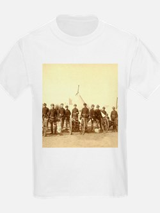 Civil War Soldiers T-Shirt