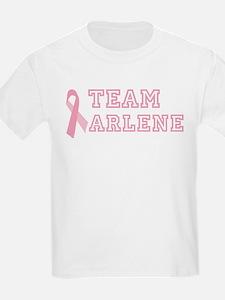 Team Arlene - bc awareness T-Shirt