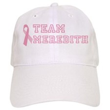 Team Meredith - bc awareness Baseball Cap