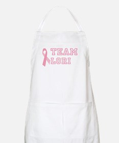 Team Lori - bc awareness BBQ Apron