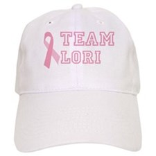 Team Lori - bc awareness Baseball Cap
