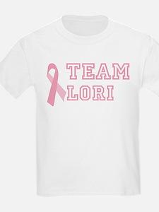 Team Lori - bc awareness T-Shirt