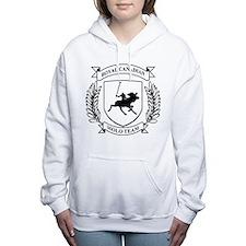 Funny Royals Women's Hooded Sweatshirt