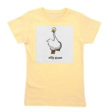 Cute Baby duck Girl's Tee