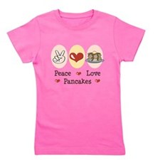 Cute Fat chefs Girl's Tee