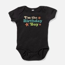 Cute Happy birthday to my sister Baby Bodysuit