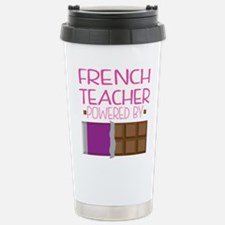 Unique French teacher Travel Mug