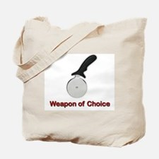 Tote Bag - Weapon of Choice